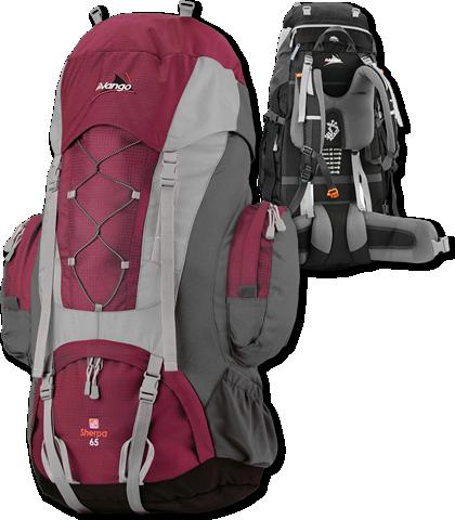 9a4a566de5 Vango Sherpa rucksack